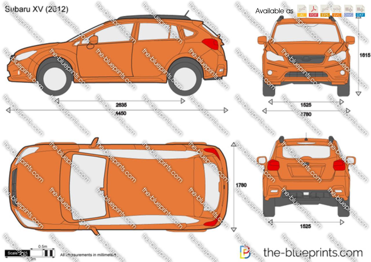 2015 Crosstrek Dimensions | 2017 - 2018 Best Cars Reviews