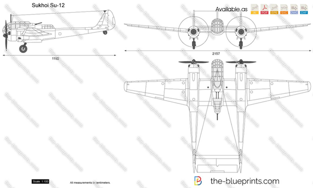 Sukhoi Su-12
