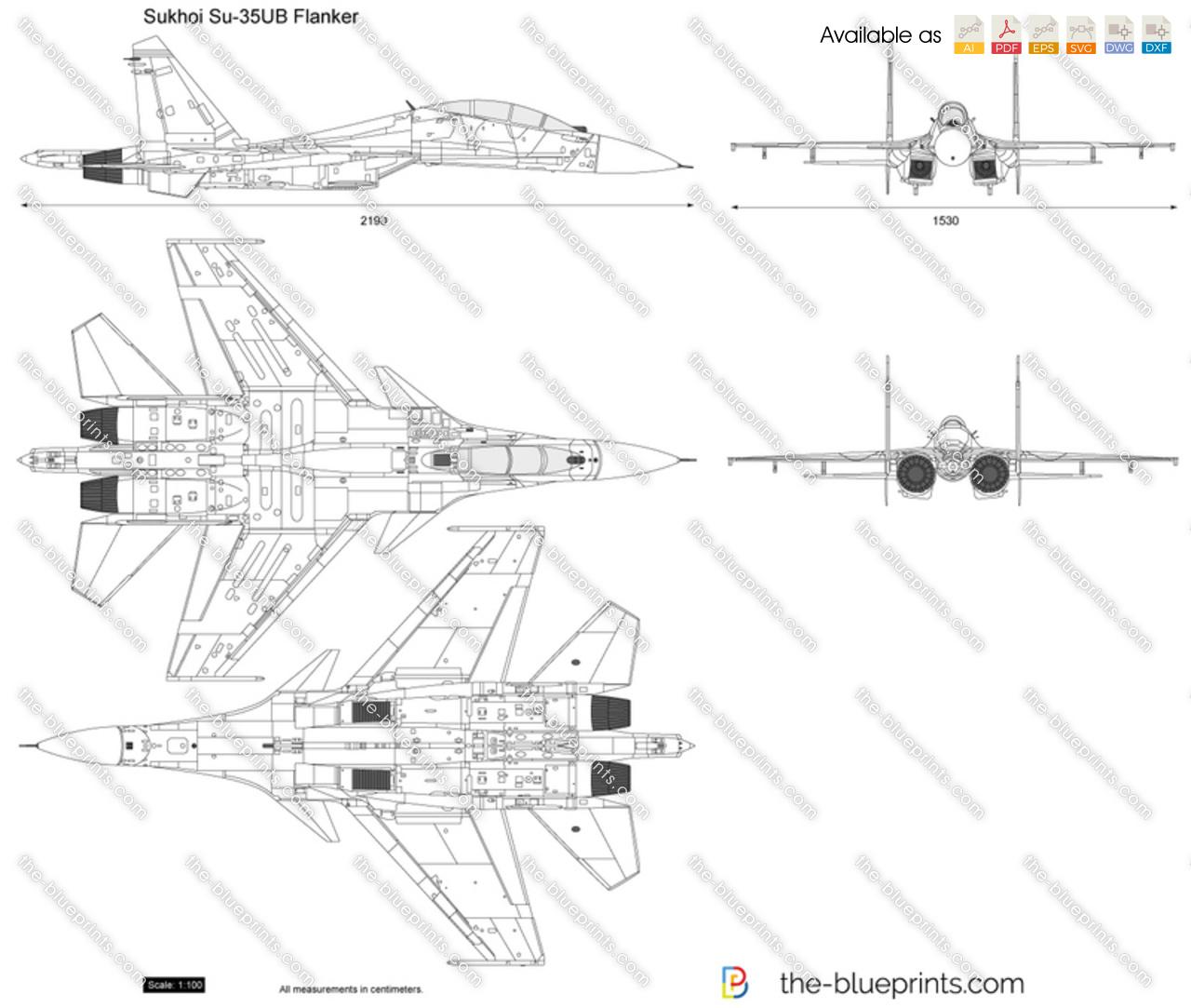 Sukhoi Su-35UB Flanker