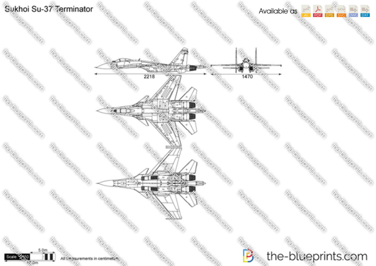 Sukhoi Su-37 Terminator