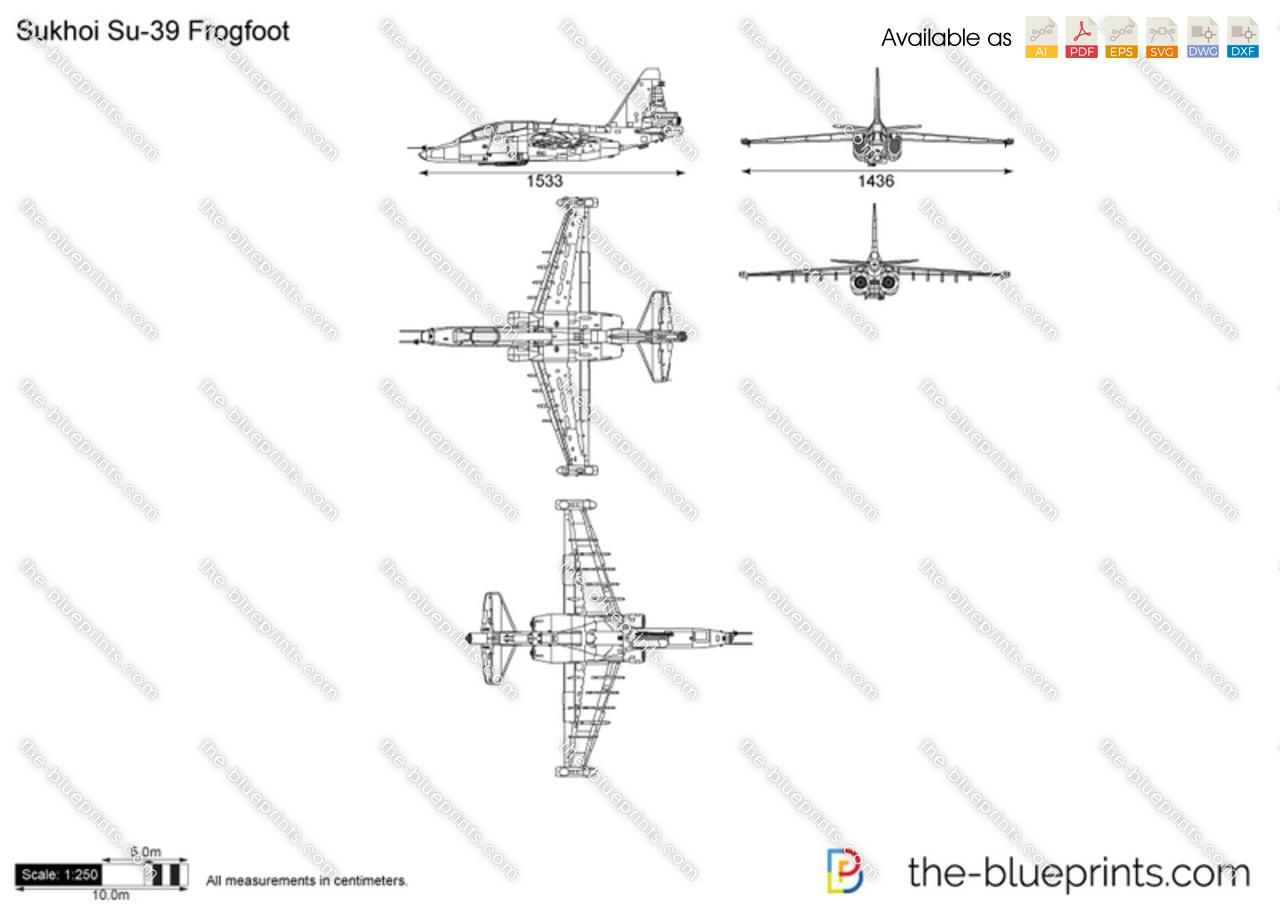 Sukhoi Su-39 Frogfoot