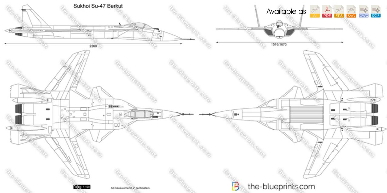 Sukhoi Su-47 Berkut