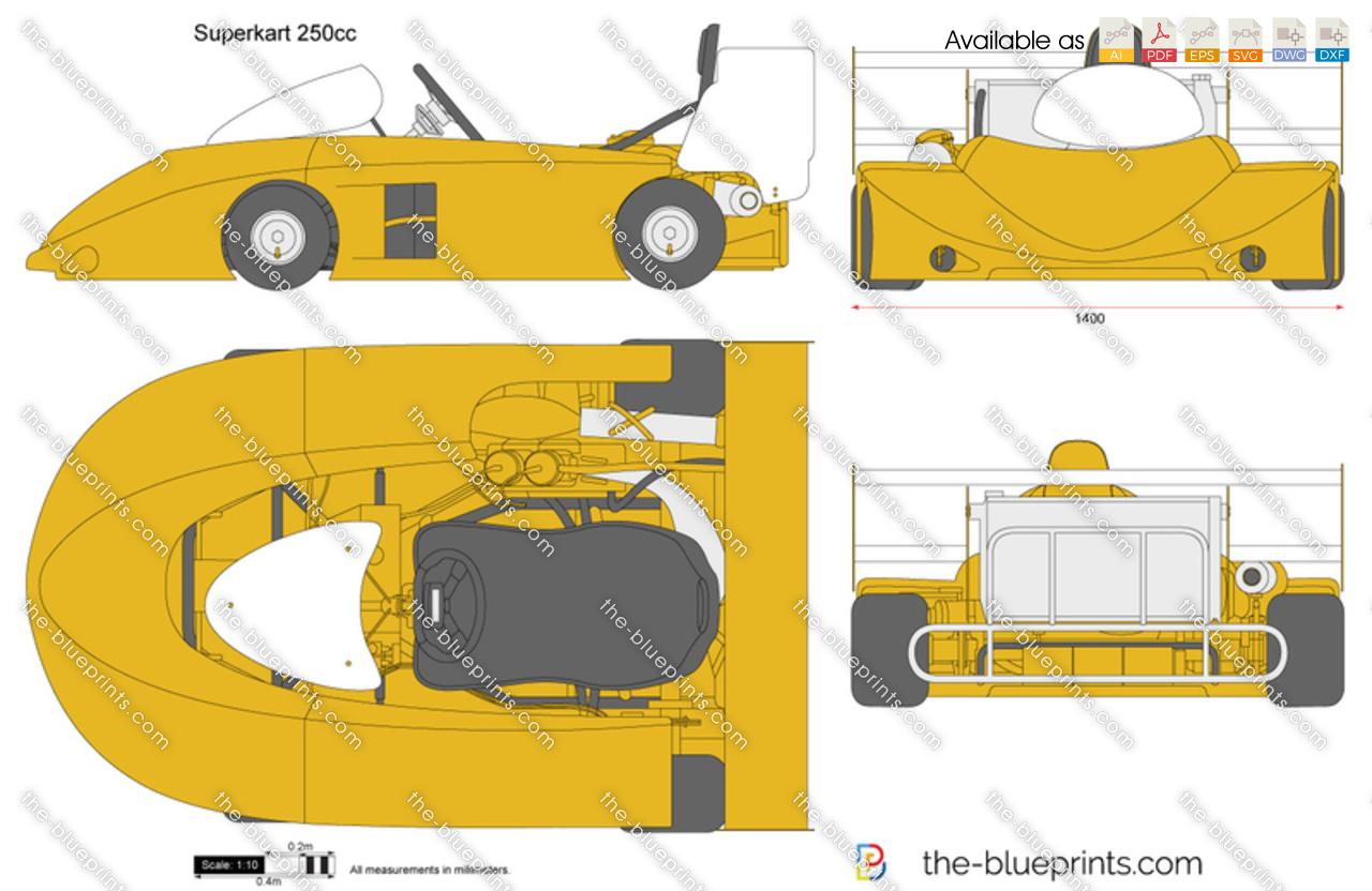Superkart 250cc