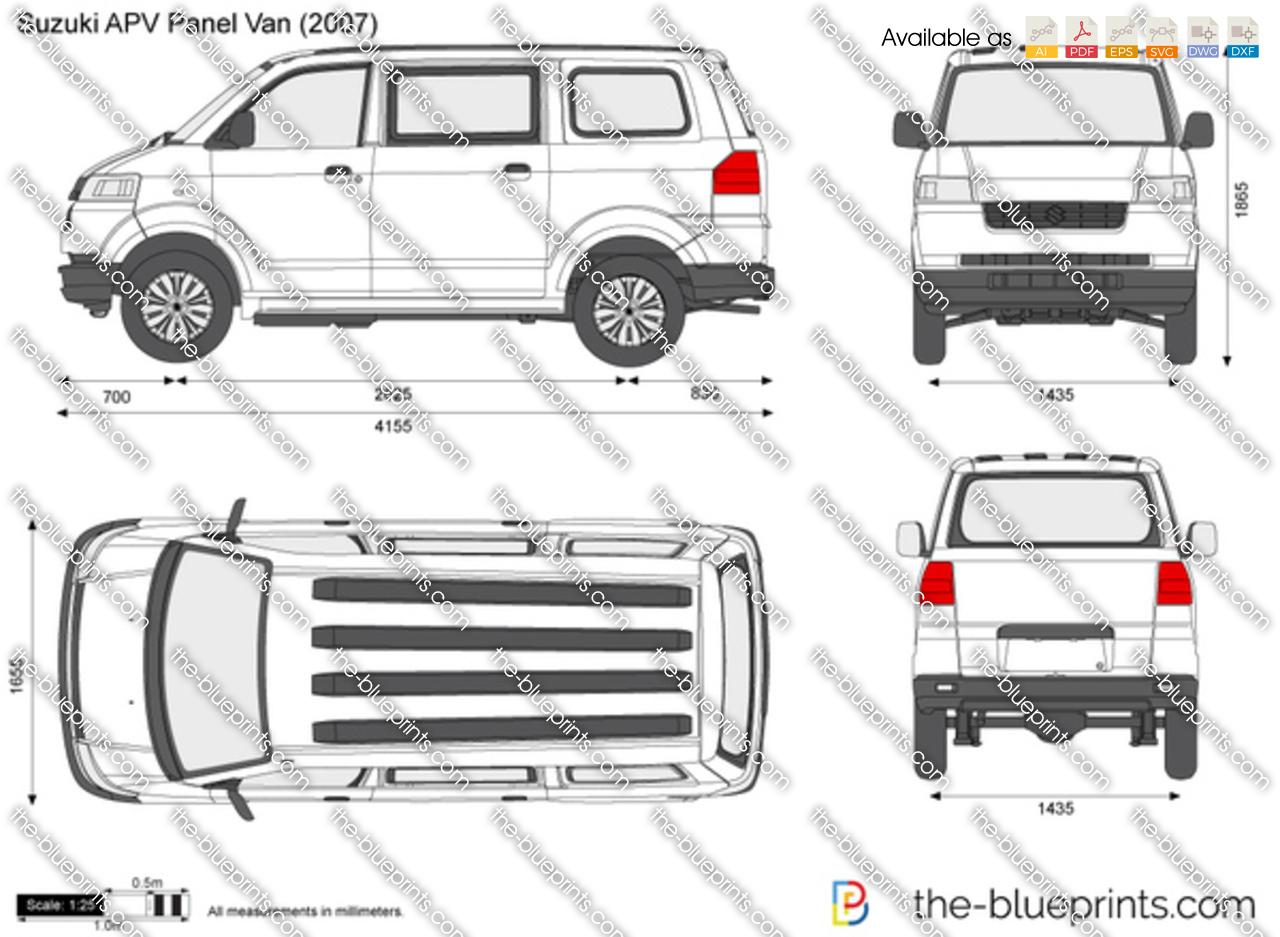 Suzuki APV Panel Van