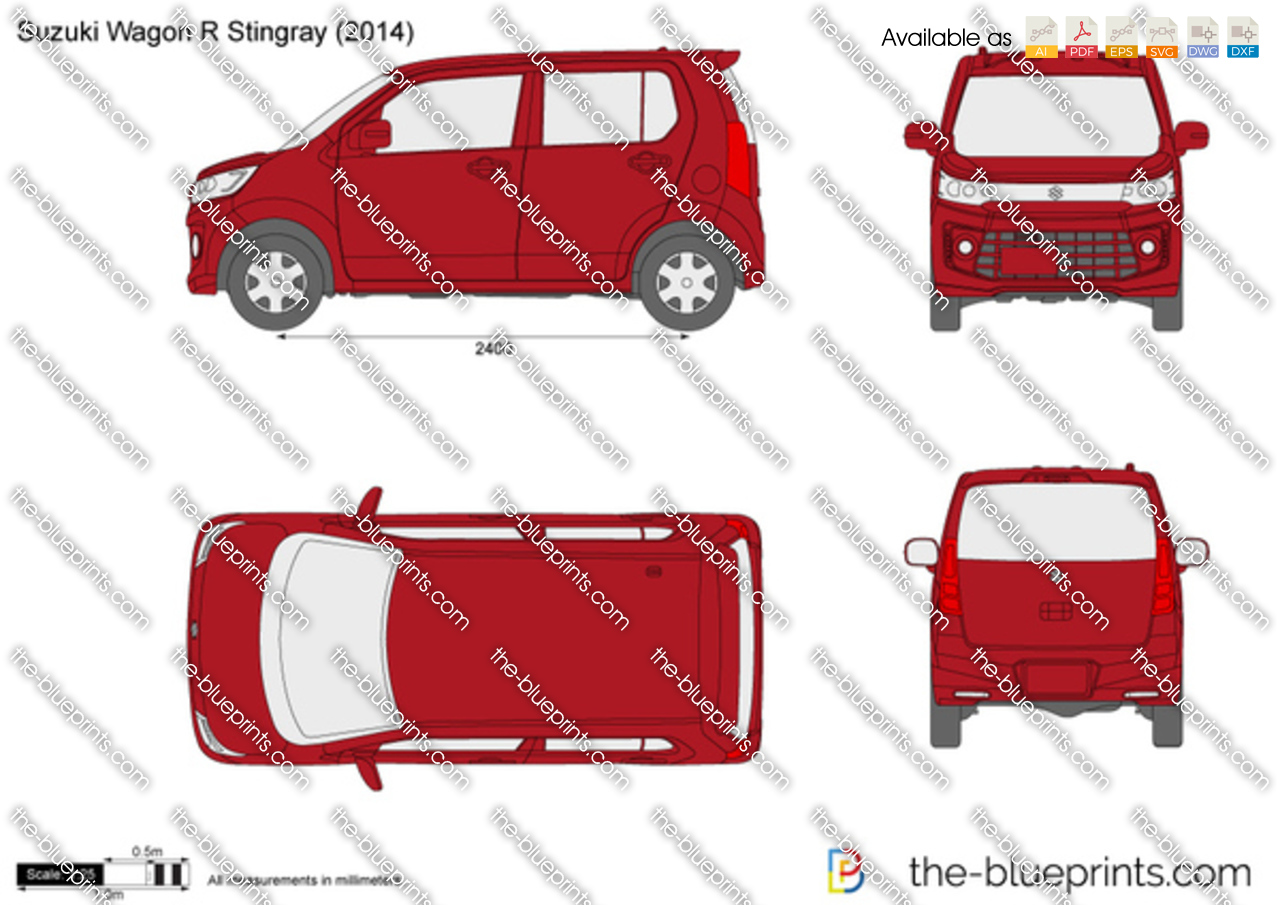 Suzuki Wagon R Stingray 2017