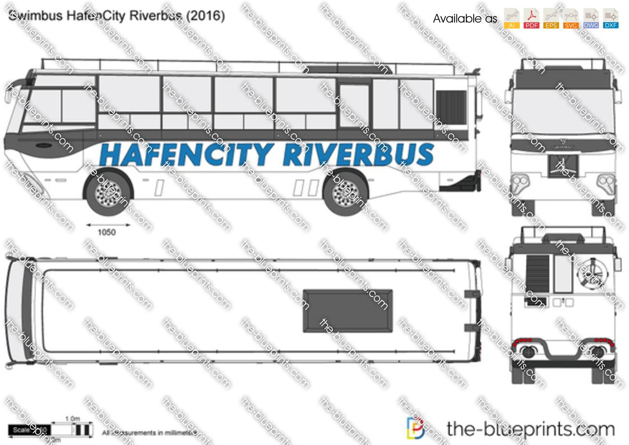 Swimbus HafenCity Riverbus