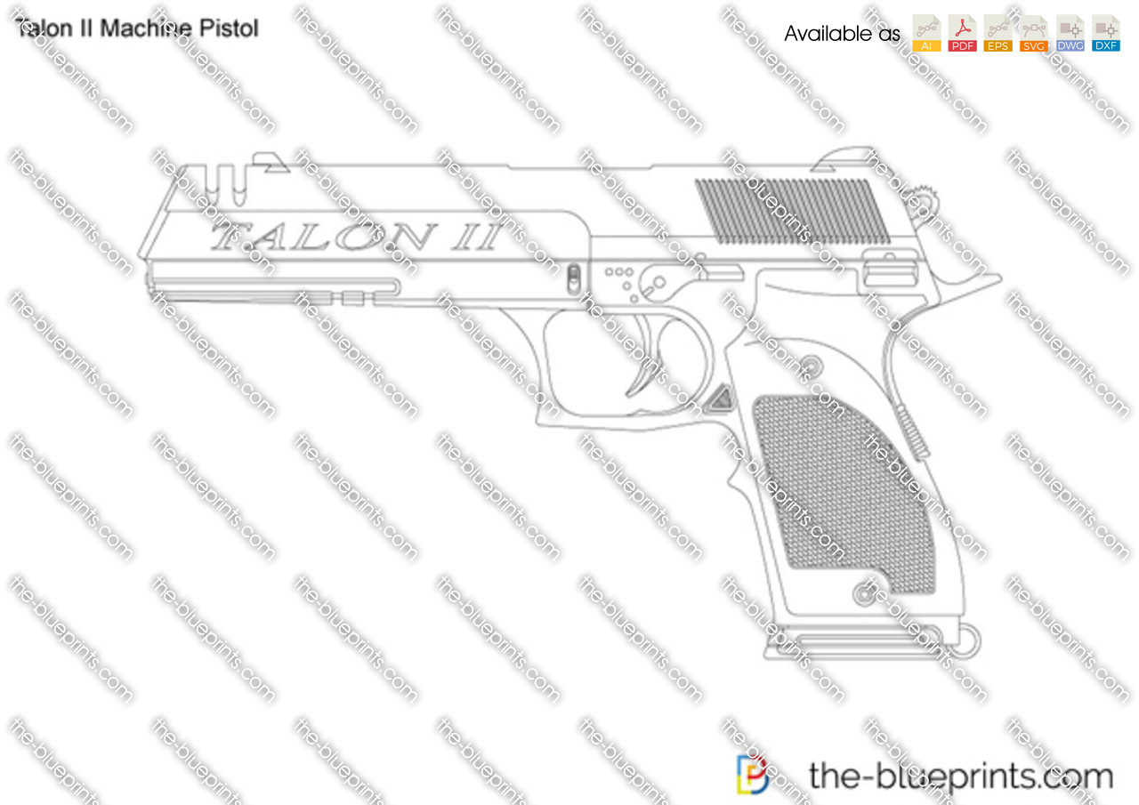 Talon II Machine Pistol