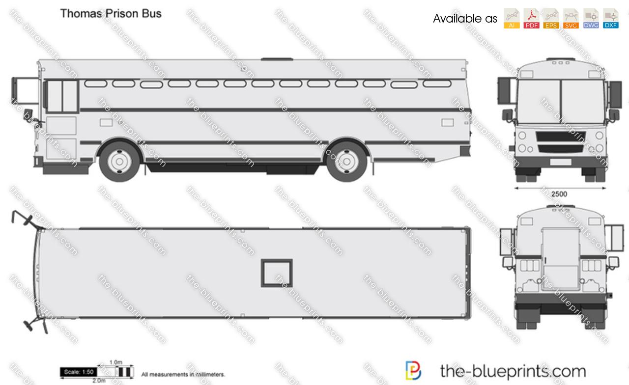 Thomas Prison Bus
