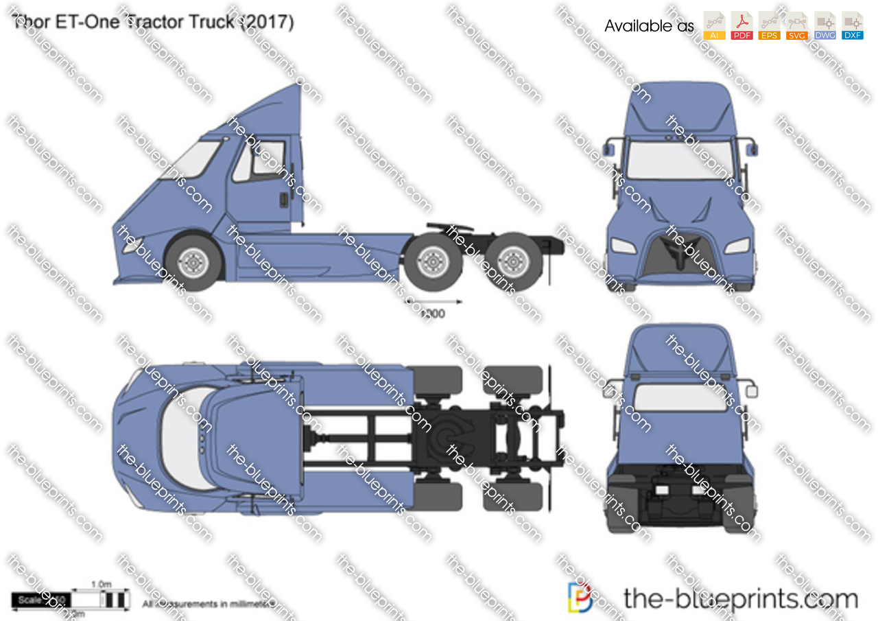 Thor ET-One Tractor Truck