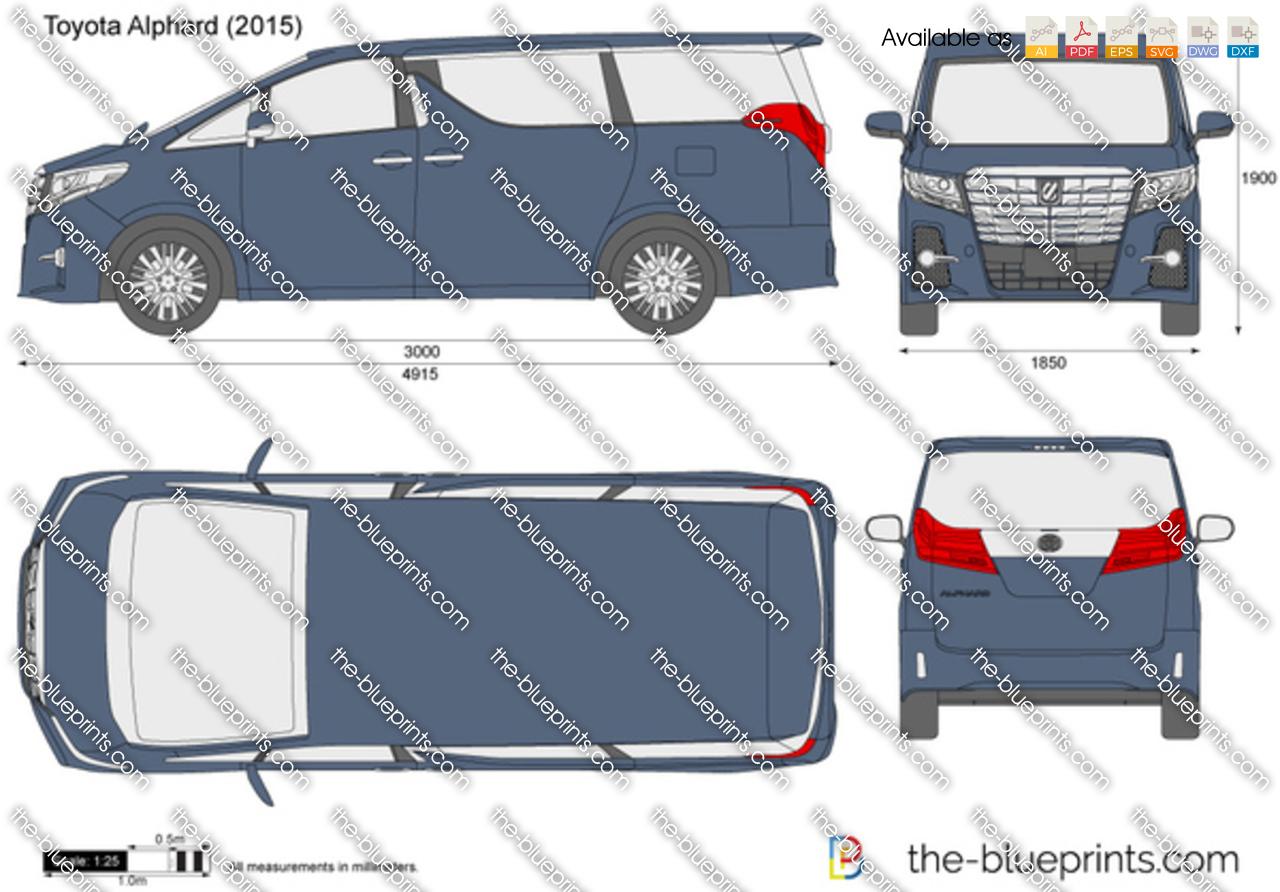 Toyota Alphard 2017