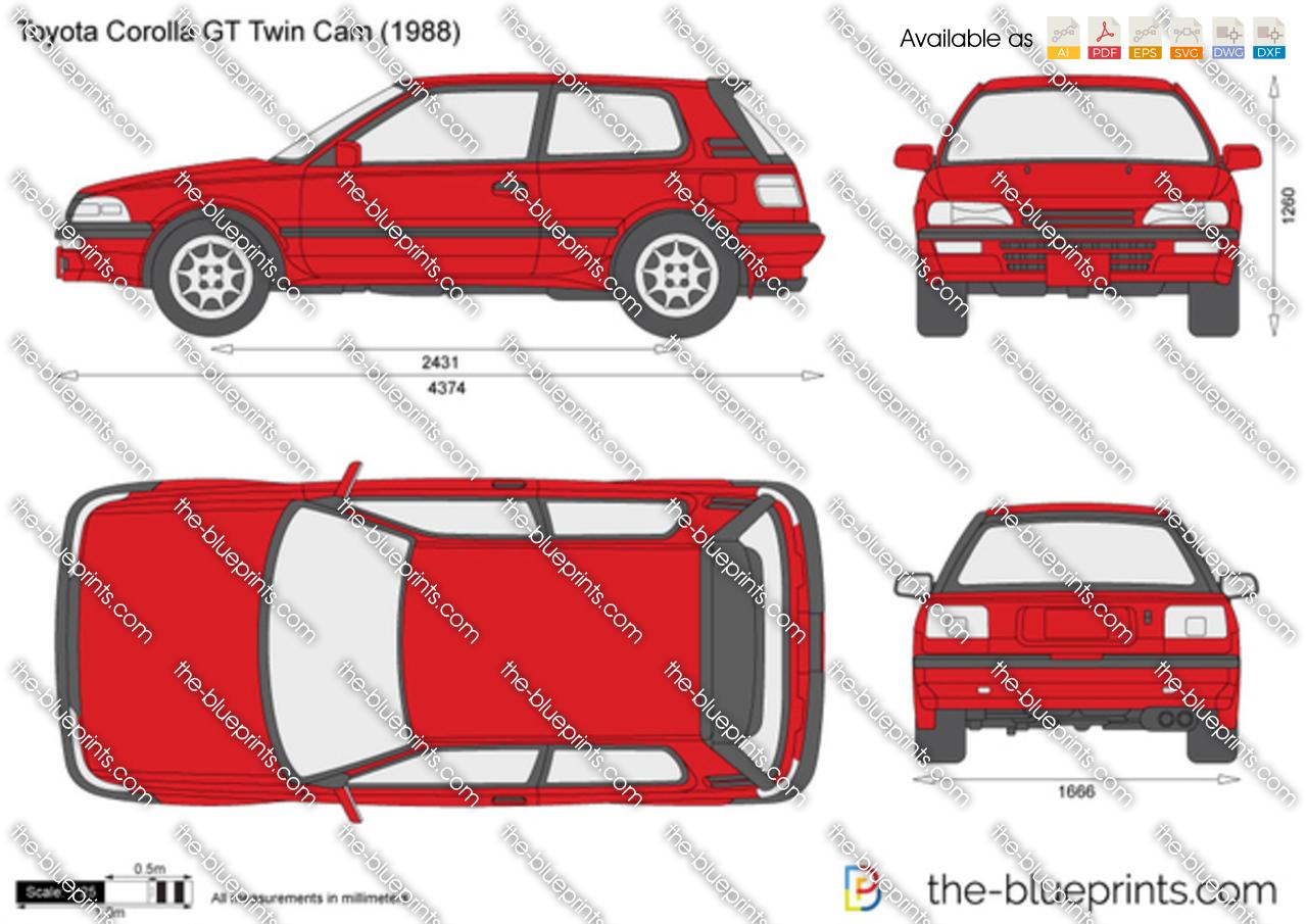 Toyota Corolla GT Twin Cam