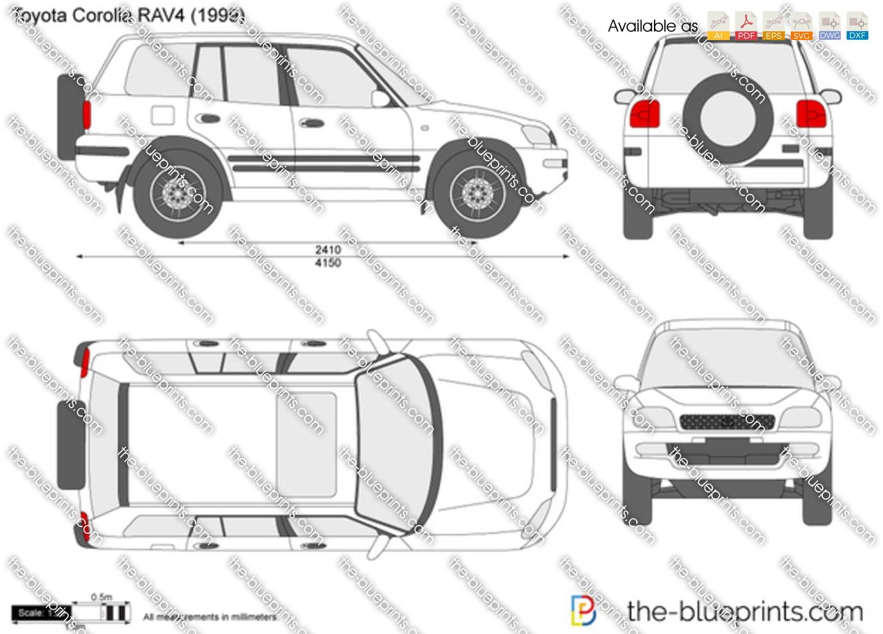 Toyota Corolla RAV4