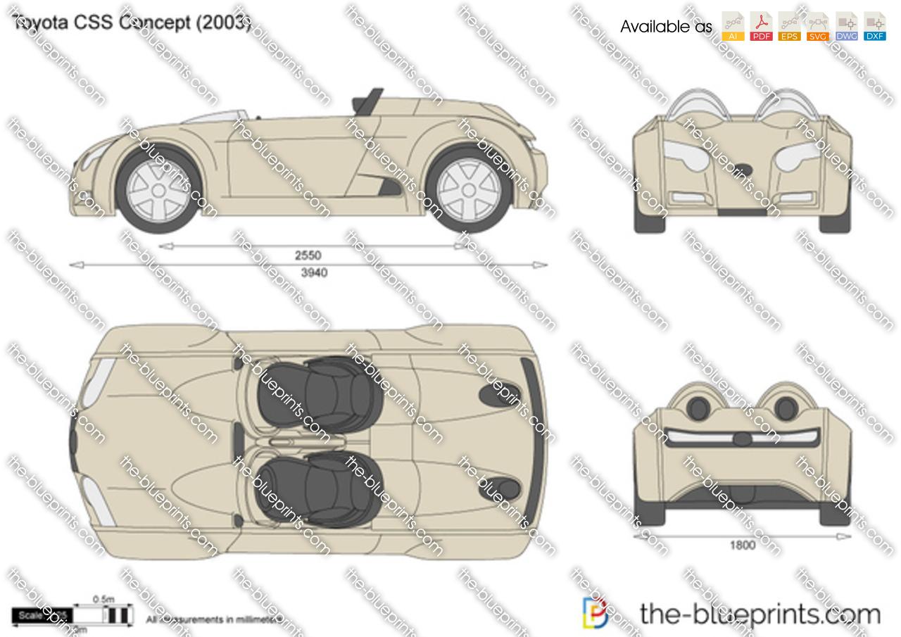 Toyota CSS Concept