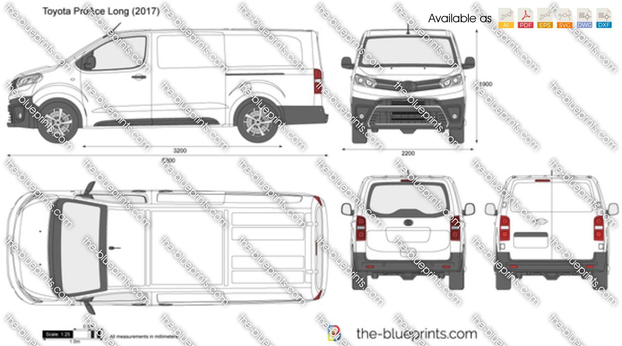 Toyota ProAce Long
