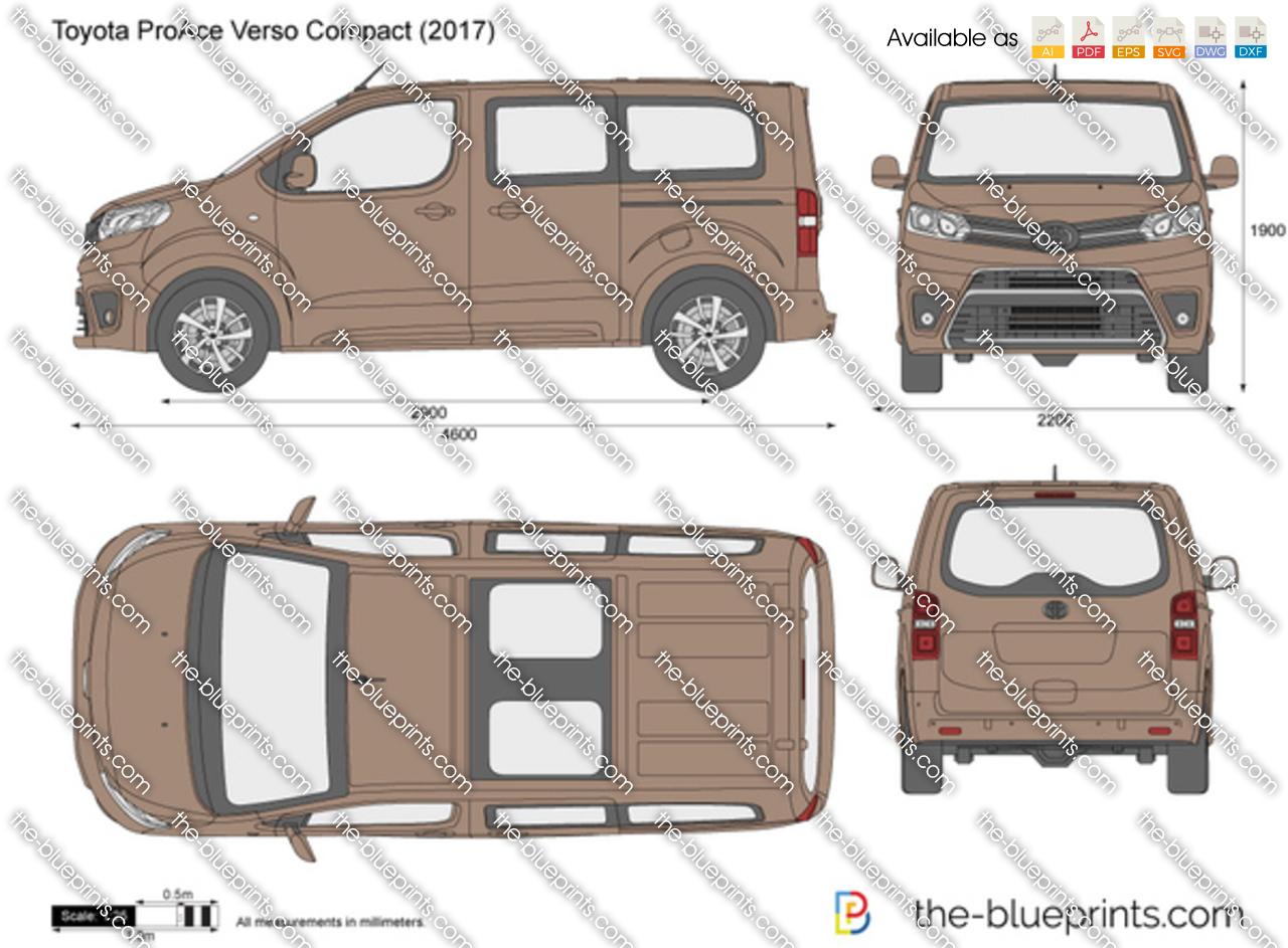 Toyota ProAce Verso Compact