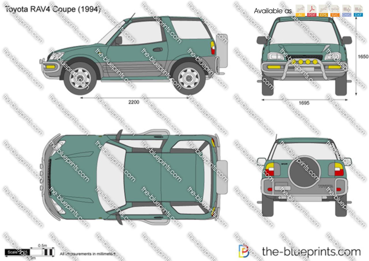 Toyota RAV4 Coupe