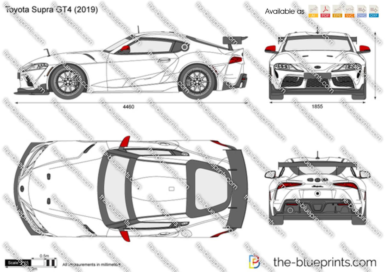 Toyota Supra GT4