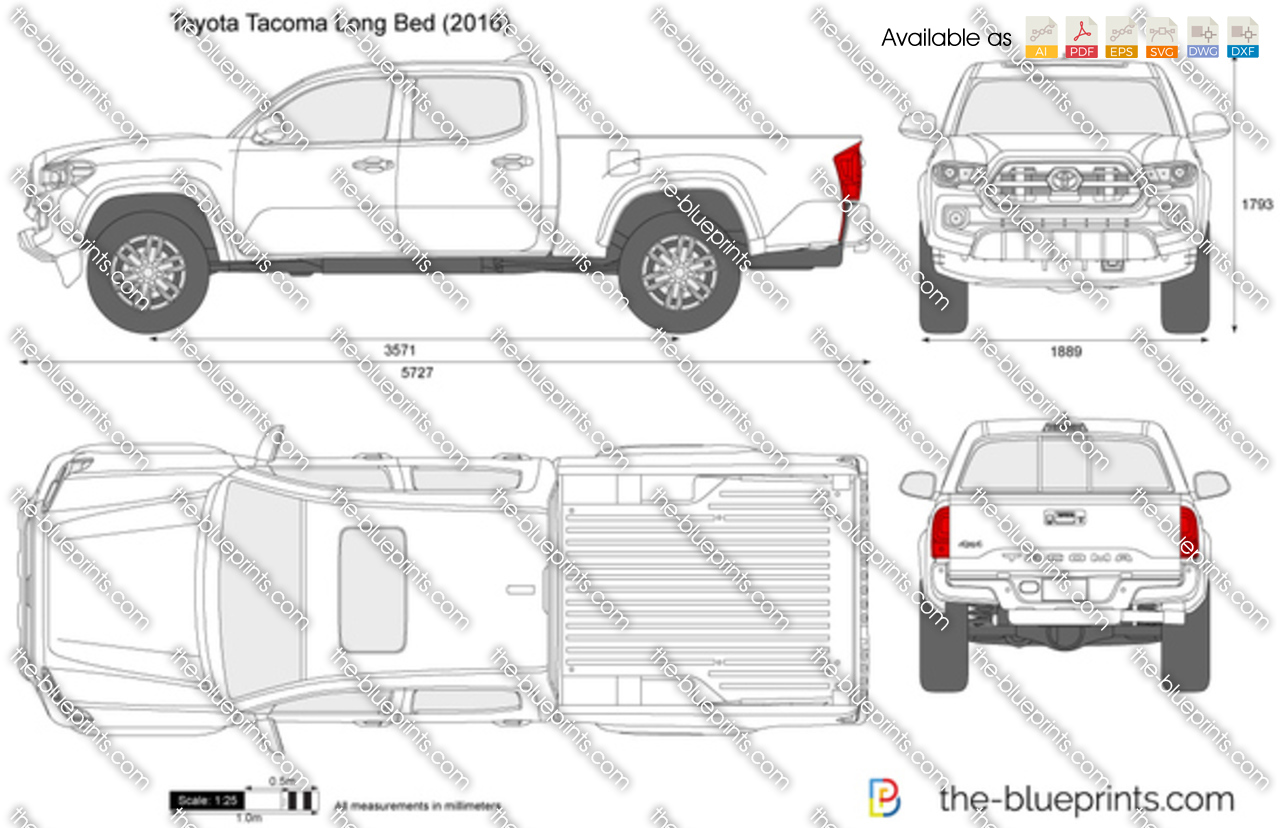 Toyota tacoma long bed reviews autos post