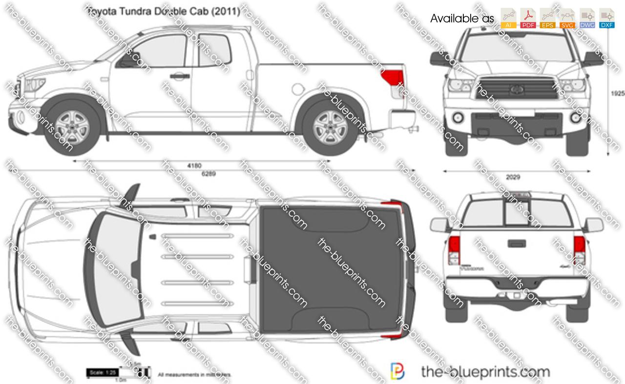 Toyota Tundra Double Cab 2012