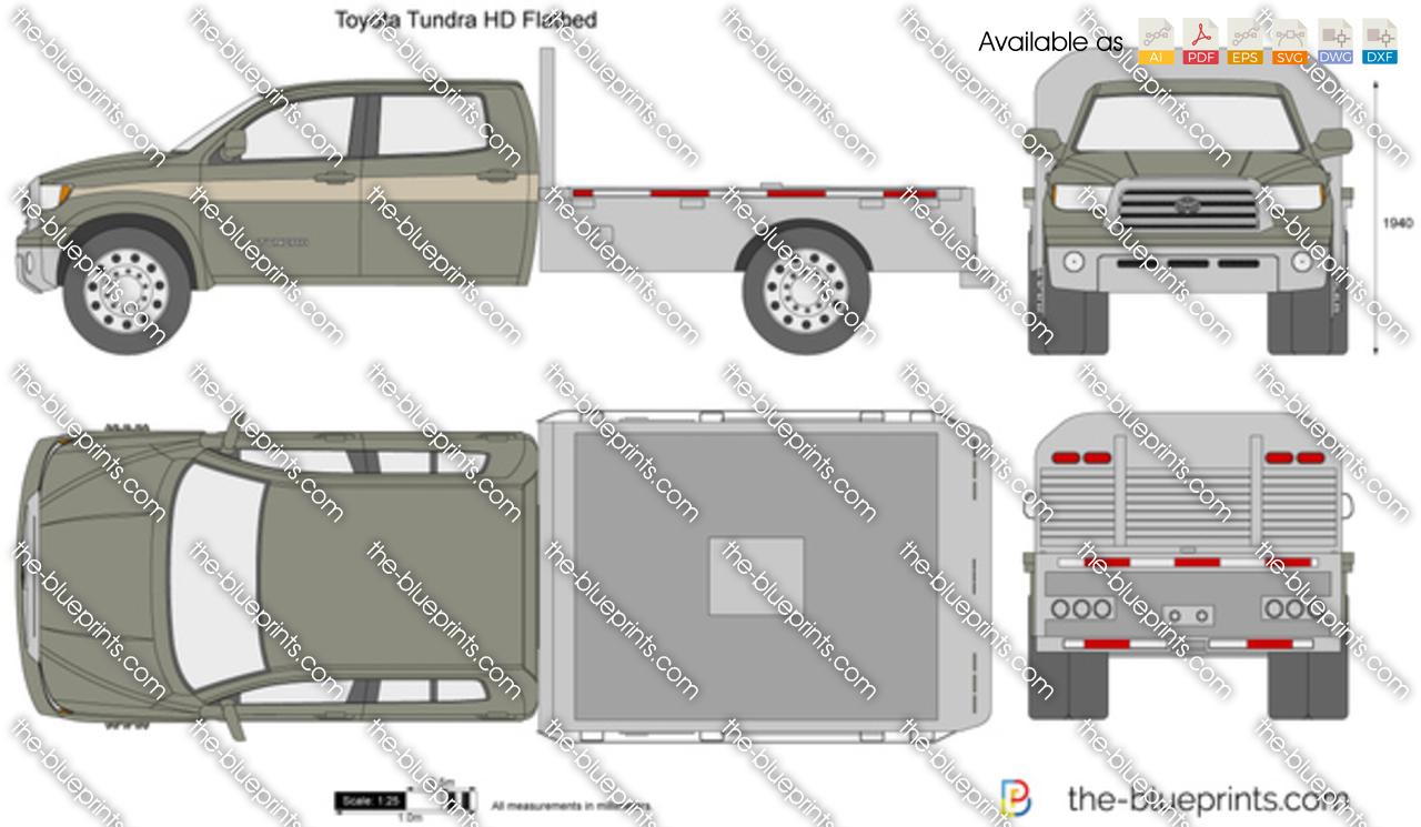 Toyota Tundra Hd Flatbed on Tundra Flatbed