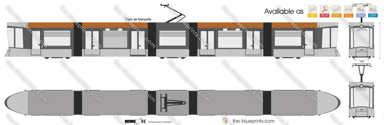 Tram de Marseille