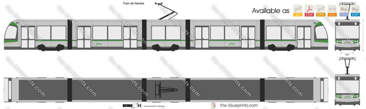 Tram de Nantes