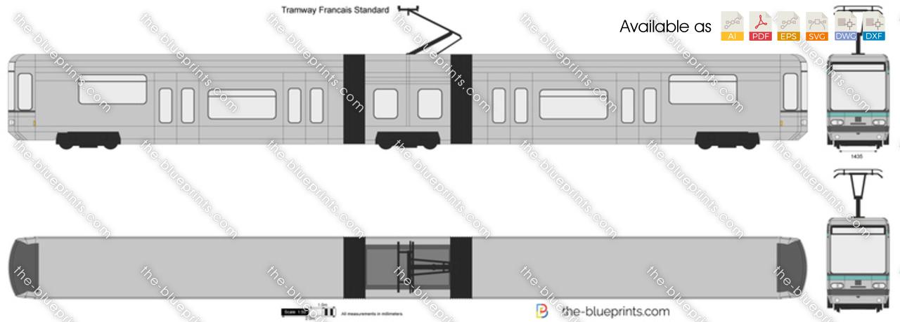 Tramway Francais Standard