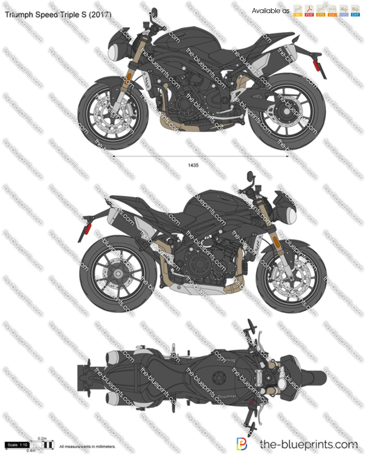 Triumph Speed Triple S
