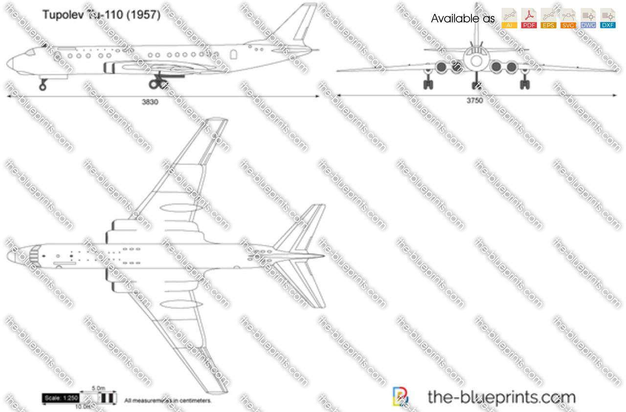 Tupolev Tu-110