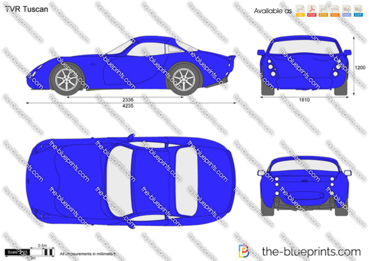 TVR Tuscan Speed 6 1999