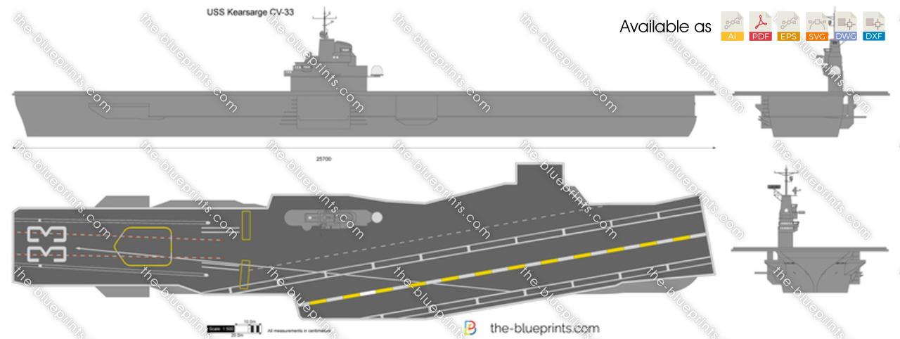 USS Kearsarge CV-33