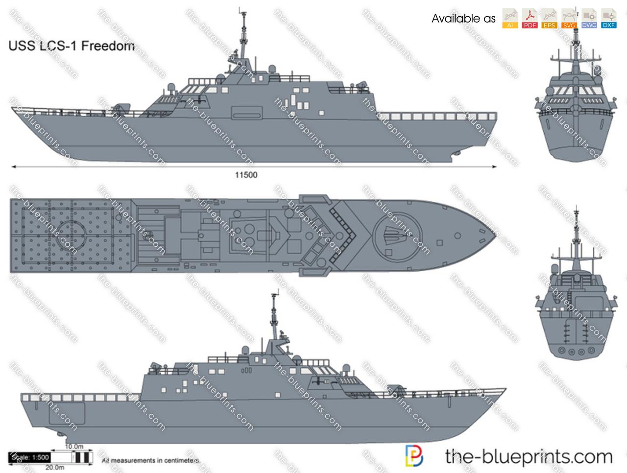 USS LCS-1 Freedom