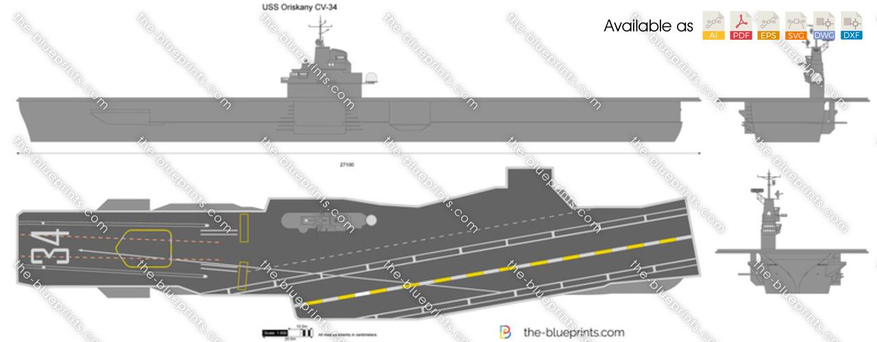 USS Oriskany CV-34