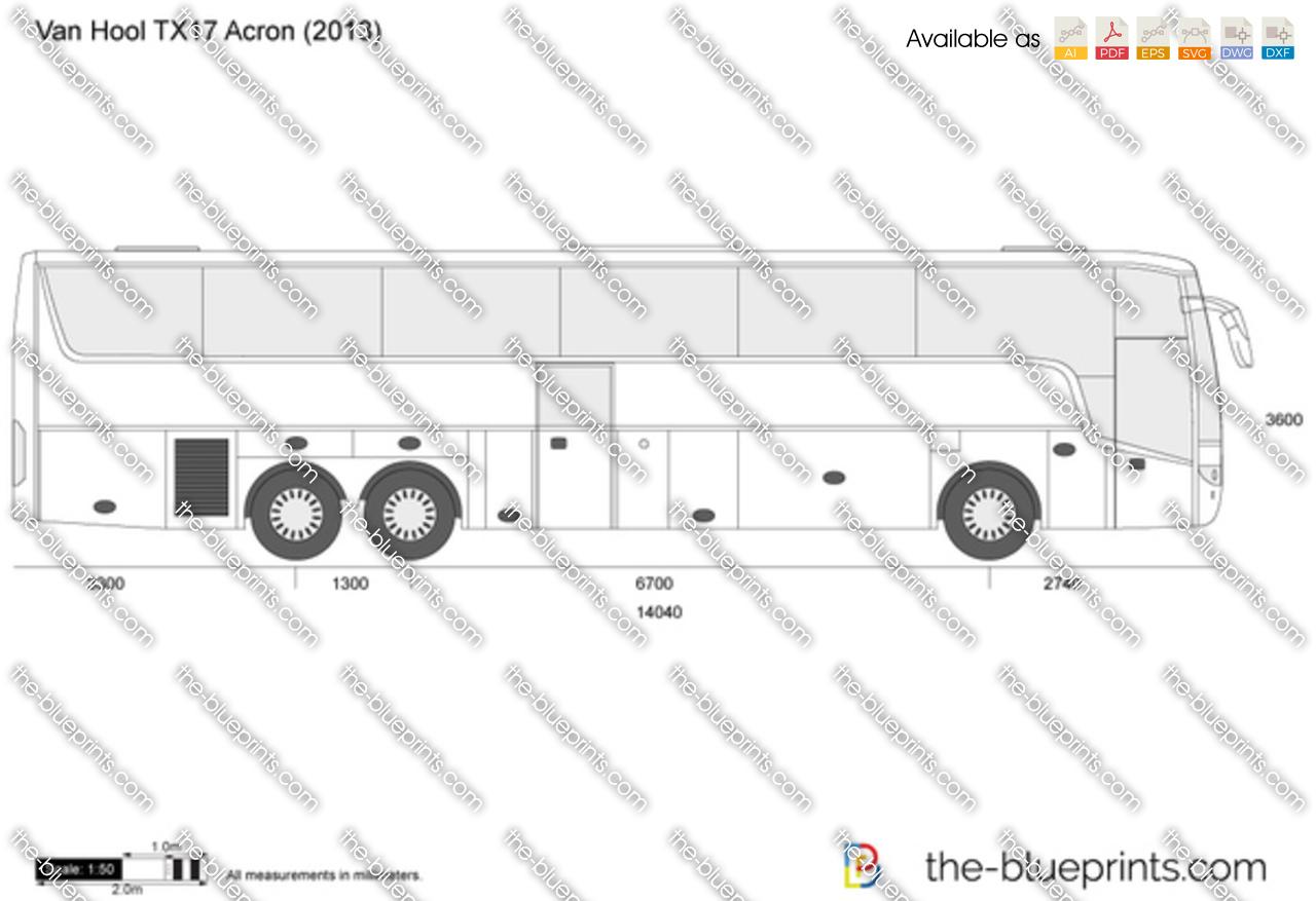 Van Hool TX17 Acron