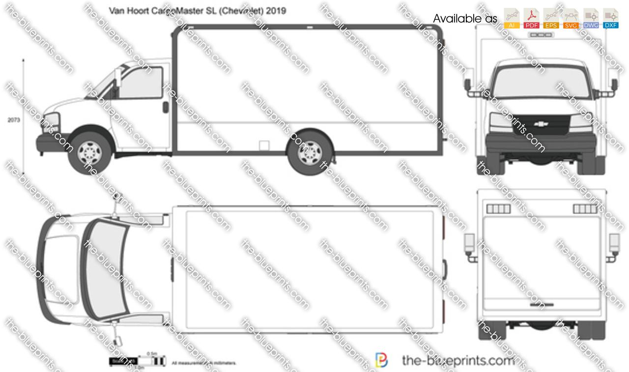 Van Hoort CargoMaster SL (Chevrolet) 2019
