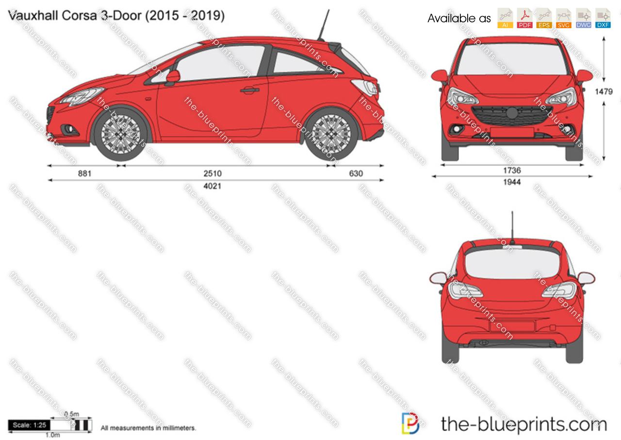 Vauxhall Corsa 3-Door