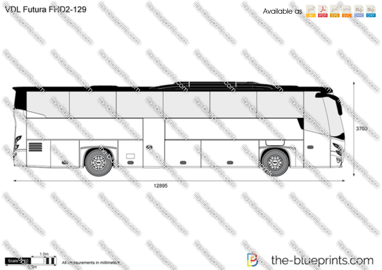 The blueprints com vector drawing vdl futura fhd2 129