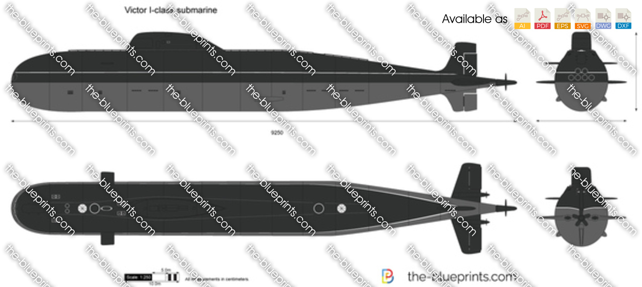 Victor I-class submarine