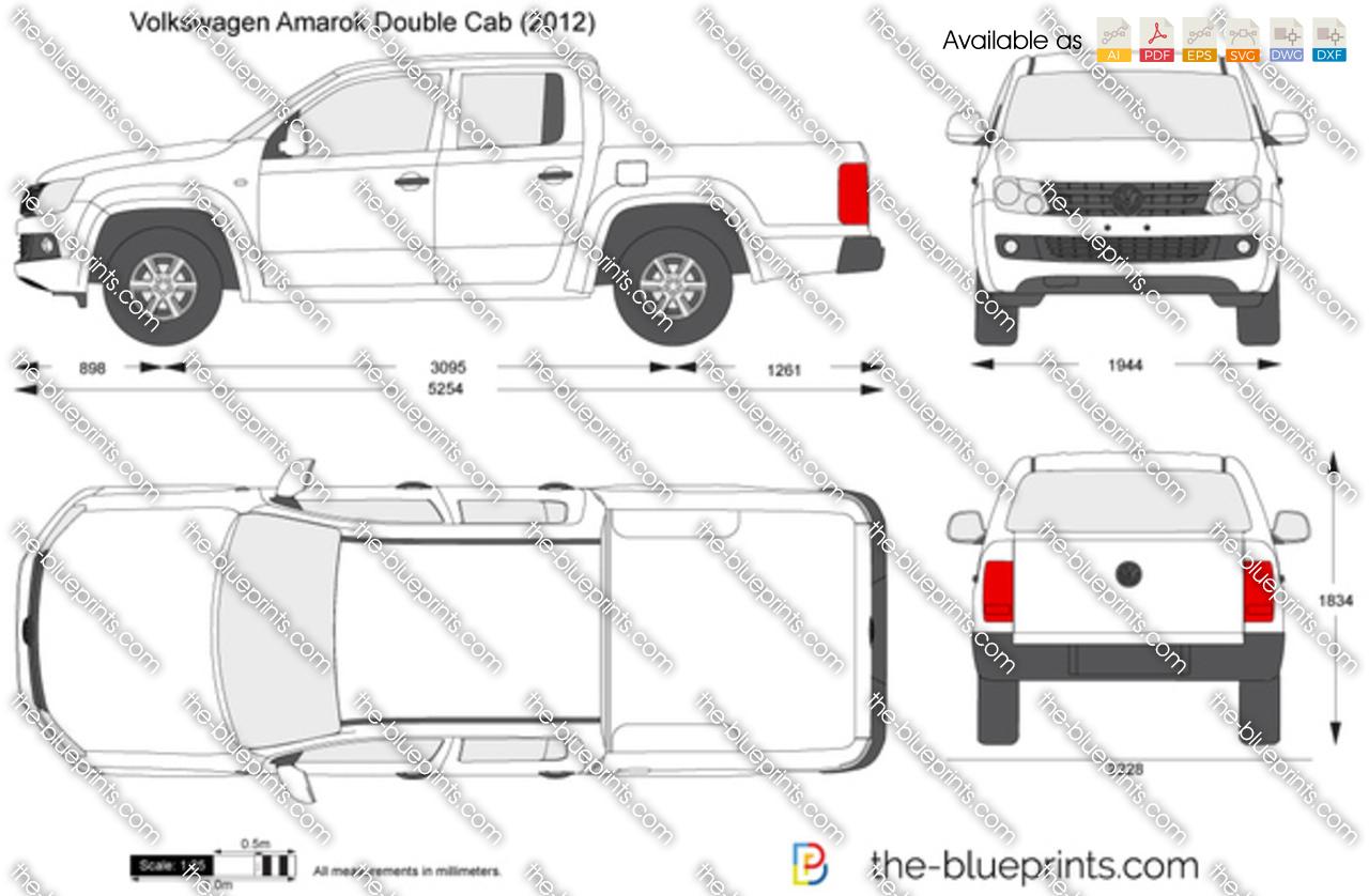 Volkswagen Amarok Double Cab 2015