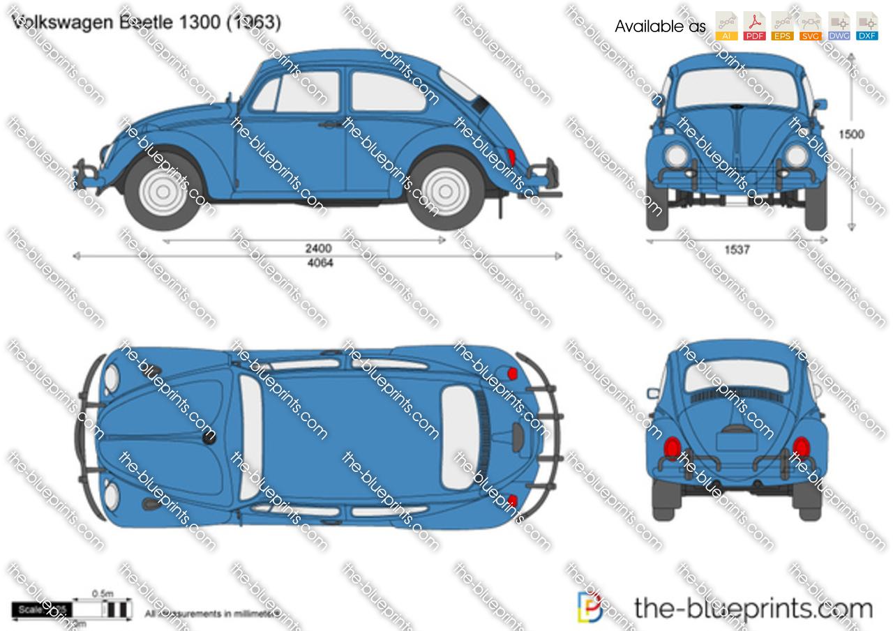 Volkswagen Beetle 1300