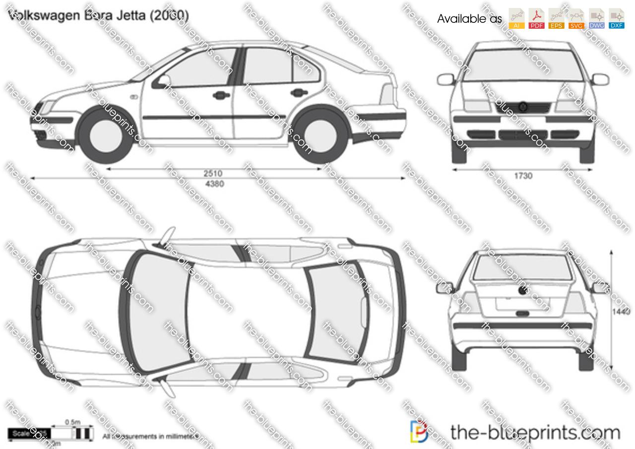 Volkswagen Bora Jetta 2001