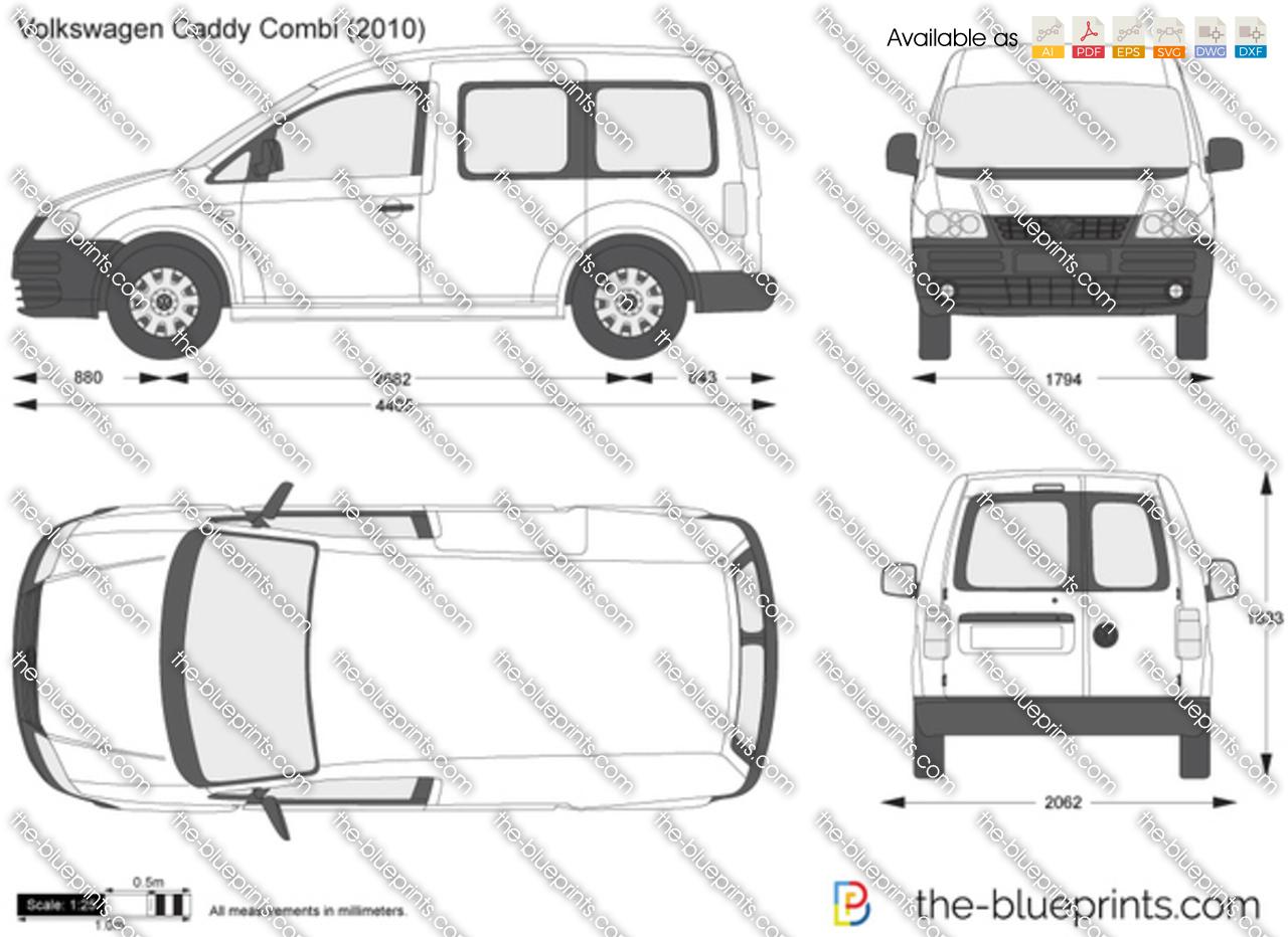 Volkswagen Caddy Life 2008