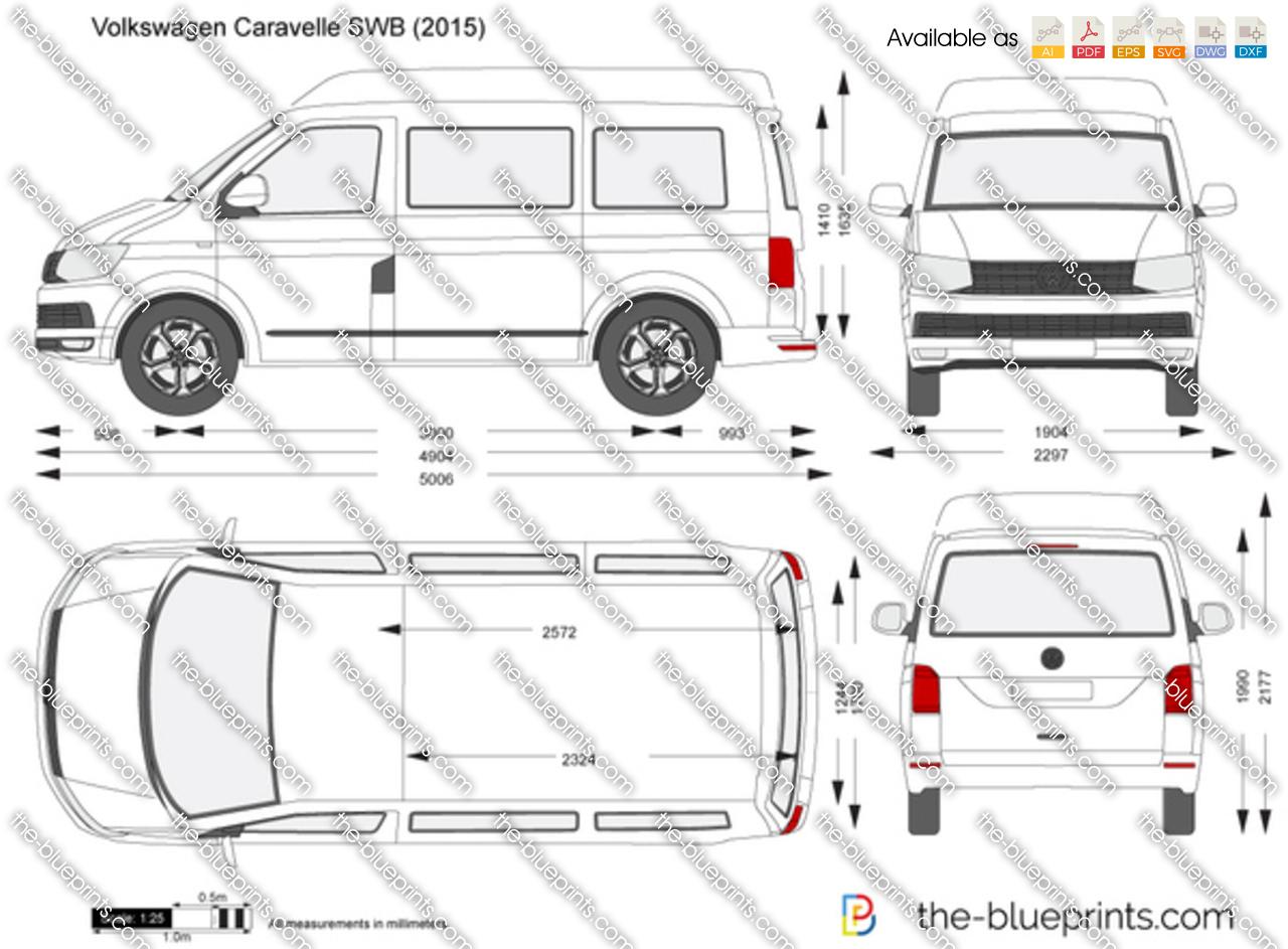 Volkswagen Caravelle SWB 2015