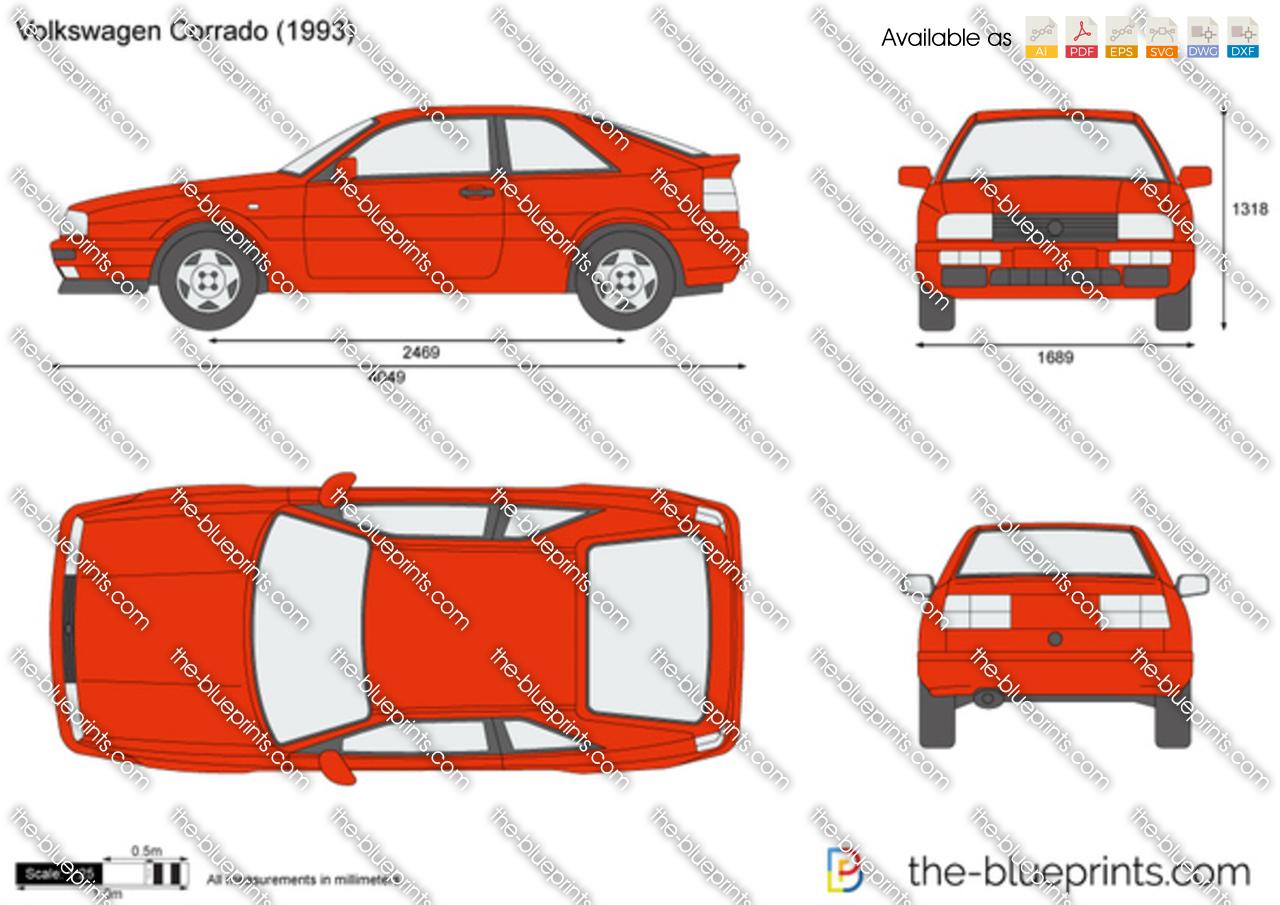 Volkswagen Corrado 1988