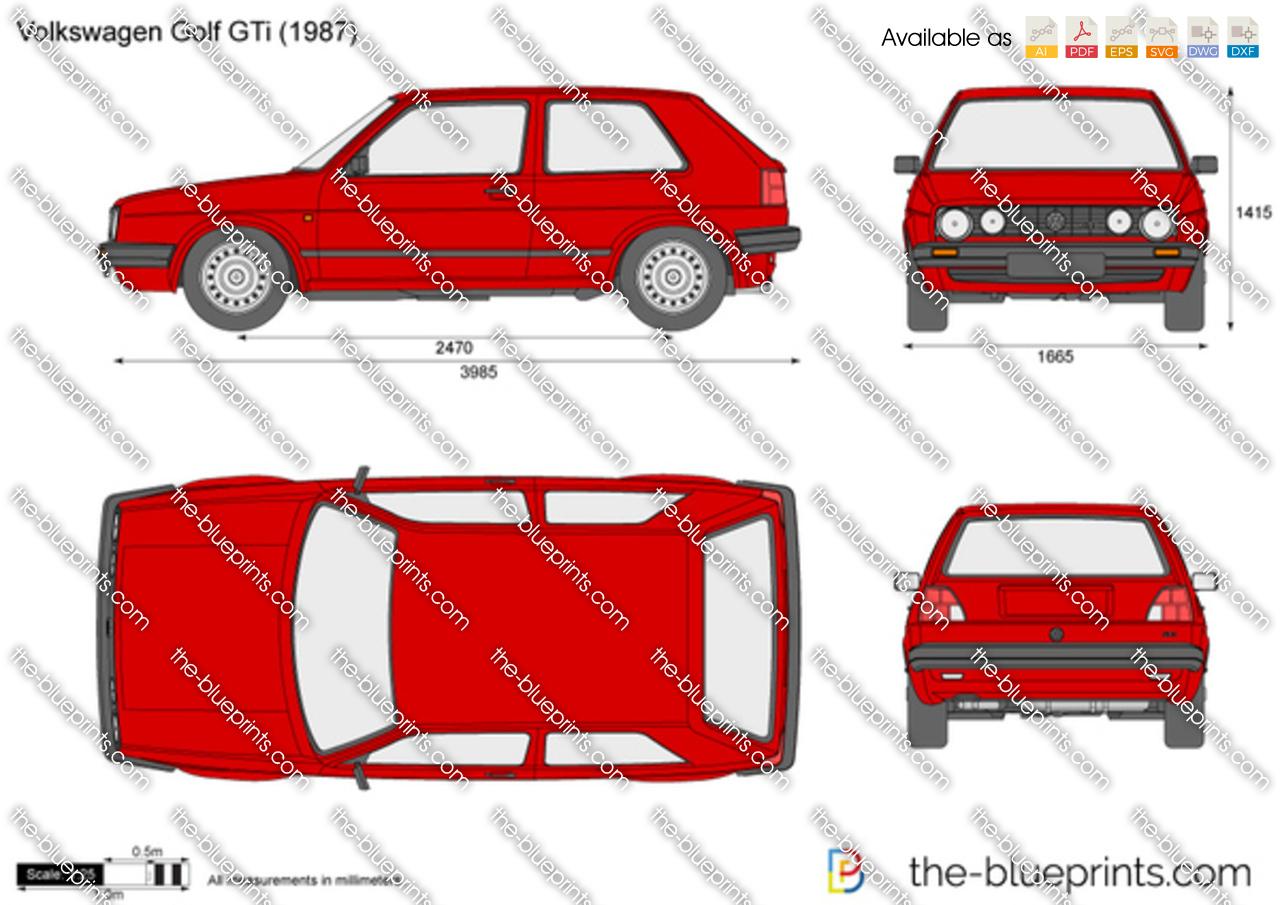 Volkswagen Golf GTi Mk. 2