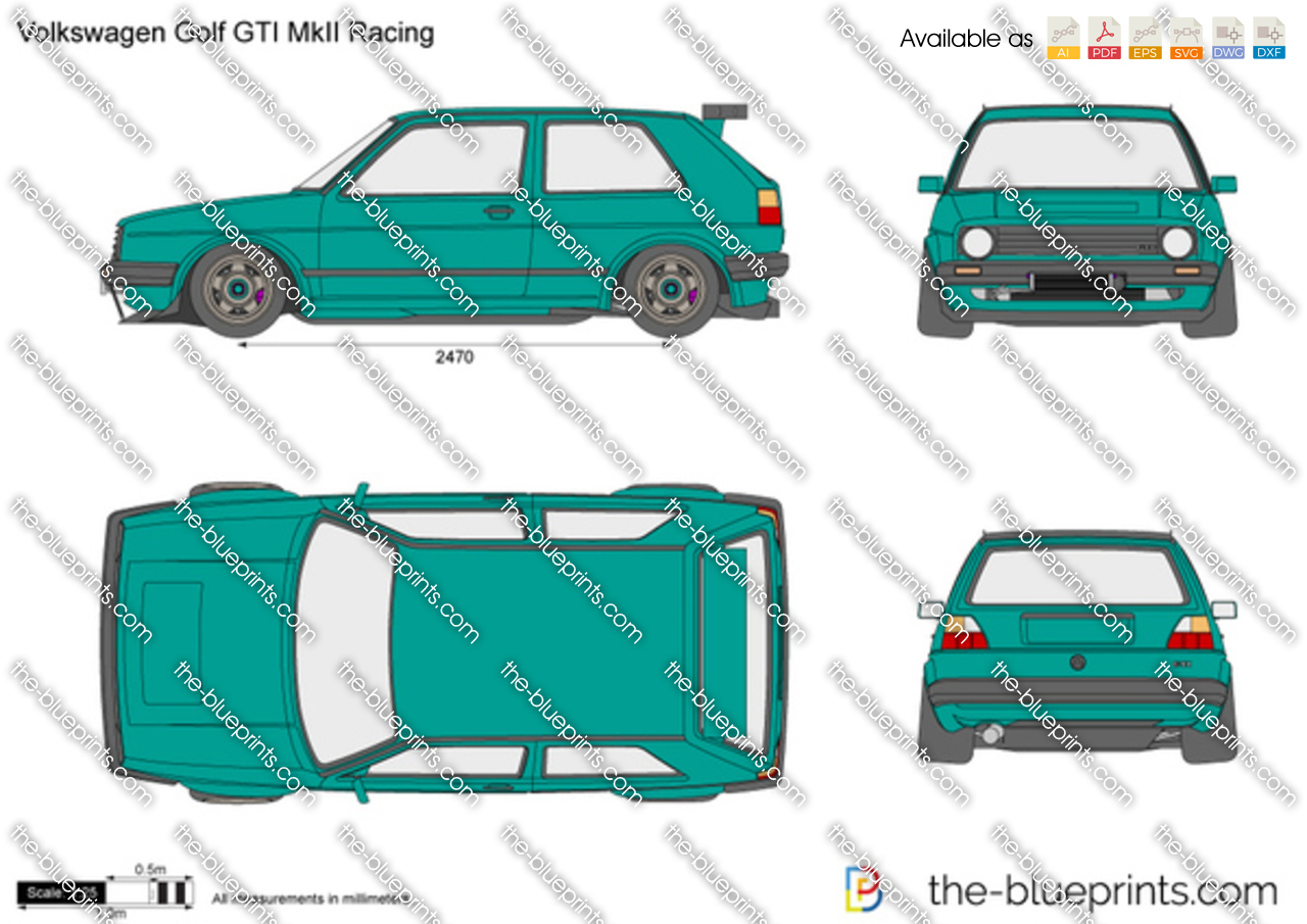 Volkswagen Golf GTI MkII Racing