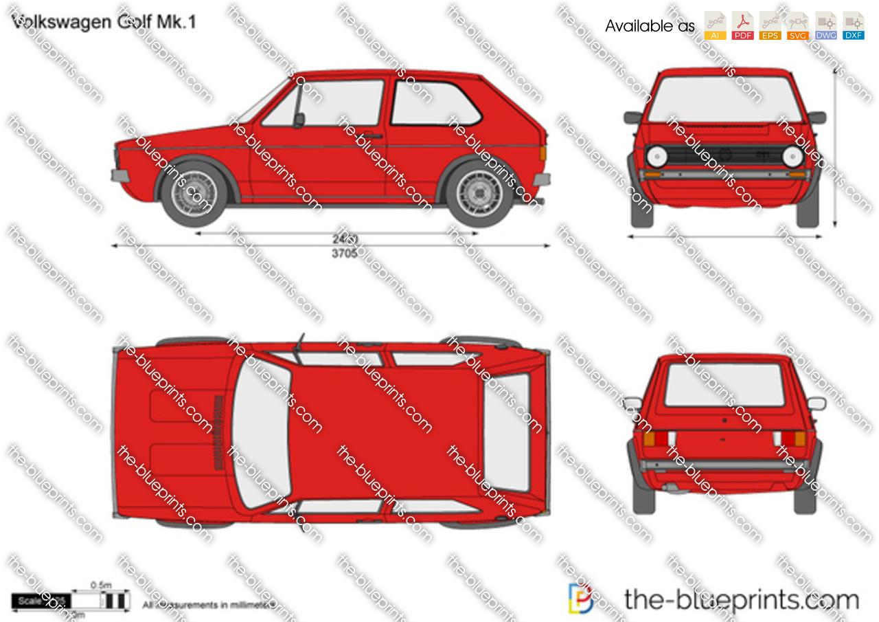 Volkswagen Golf Mk.1 1977