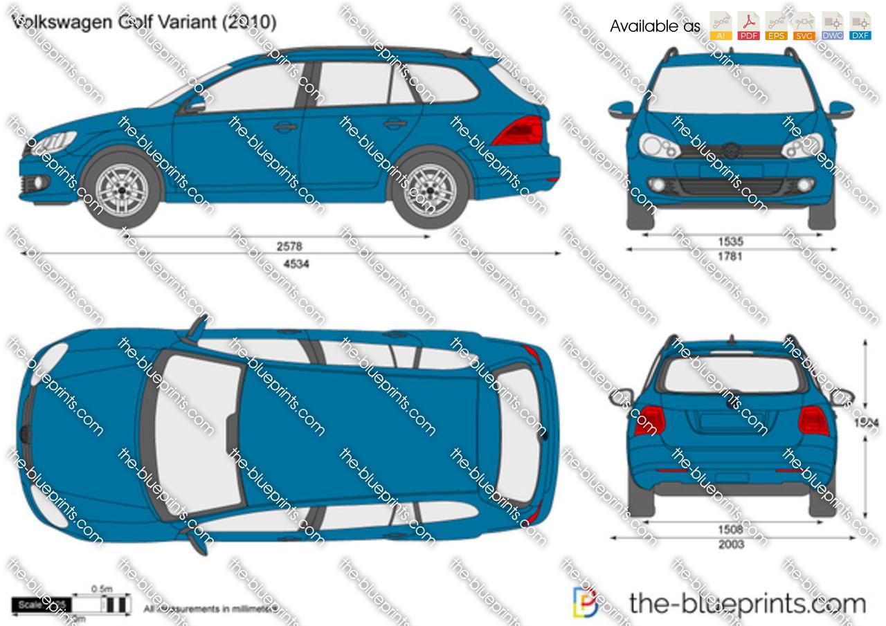 Volkswagen Golf Variant 2011