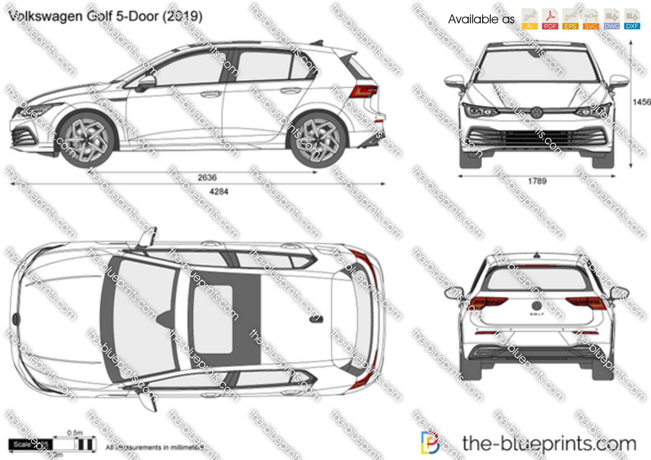 Volkswagen Golf VIII 5-Door