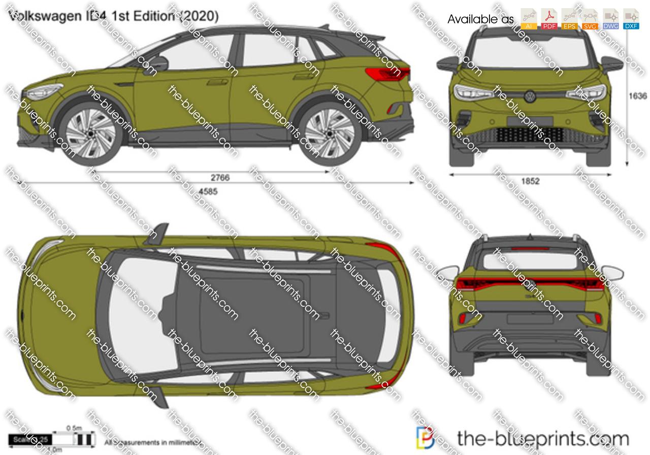 Volkswagen ID4 1st Edition
